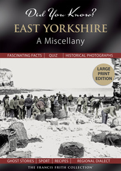 Book of Did You Know? East Yorkshire