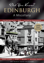 Cover image of Did You Know? Edinburgh