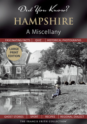 Cover image of Did You Know? Hampshire