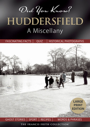 Cover image of Did You Know? Huddersfield
