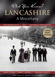 Cover image of Did You Know? Lancashire