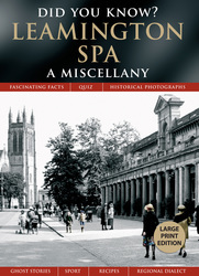 Cover image of Did You Know? Leamington Spa - A Miscellany