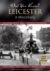 Cover image of Did You Know? Leicester