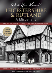 Cover image of Did You Know? Leicestershire & Rutland