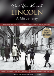 Book of Did You Know? Lincoln