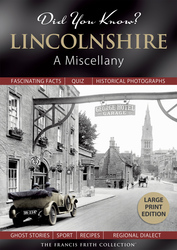Cover image of Did You Know? Lincolnshire