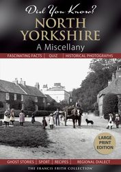 Cover image of Did You Know? North Yorkshire