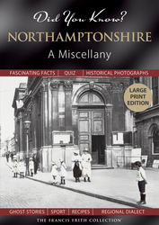 Cover image of Did You Know? Northamptonshire