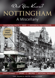 Cover image of Did You Know? Nottingham