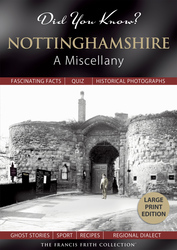 Cover image of Did You Know? Nottinghamshire
