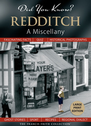 Cover image of Did You Know? Redditch