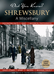Cover image of Did You Know? Shrewsbury