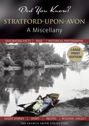 Cover image of Did You Know? Stratford-upon-Avon - A Miscellany
