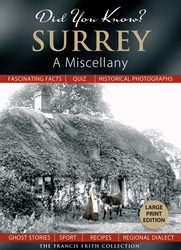 Book of Did You Know? Surrey