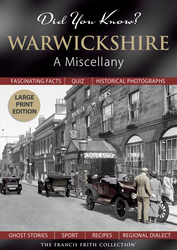 Cover image of Did You Know? Warwickshire