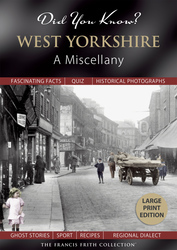Book of Did You Know? West Yorkshire