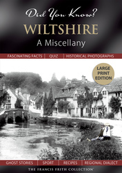 Cover image of Did You Know? Wiltshire