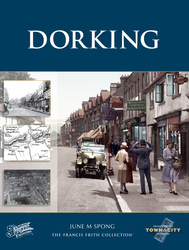 Cover image of Dorking Town and City Memories
