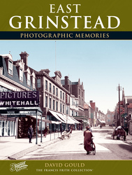 Cover image of East Grinstead Photographic Memories