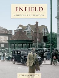 Cover image of Enfield - A History & Celebration