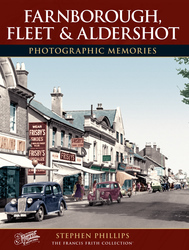 Cover image of Farnborough, Fleet and Aldershot