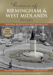 Cover image of Flavours of Birmingham & West Midlands
