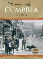Cover image of Flavours of Cumbria