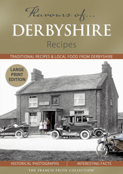 Cover image of Flavours of Derbyshire
