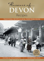 Cover image of Flavours of Devon