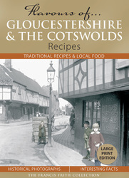 Cover image of Flavours of Gloucestershire & The Cotswolds