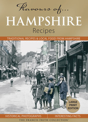 Cover image of Flavours of Hampshire