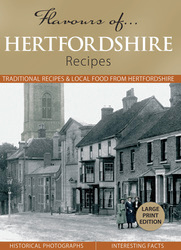 Cover image of Flavours of Hertfordshire