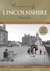 Cover image of Flavours of Lincolnshire