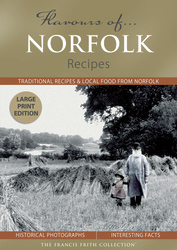 Cover image of Flavours of Norfolk