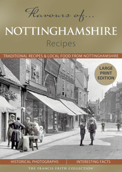 Cover image of Flavours of Nottinghamshire