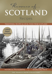 Cover image of Flavours of Scotland