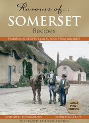 Cover image of Flavours of Somerset