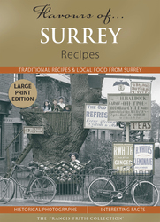 Cover image of Flavours of Surrey