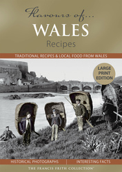 Cover image of Flavours of Wales