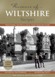 Cover image of Flavours of Wiltshire