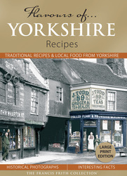 Cover image of Flavours of Yorkshire