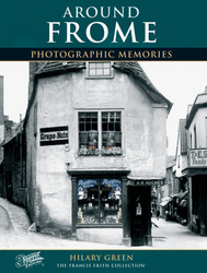 Cover image of Frome Photographic Memories