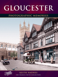 Cover image of Gloucester Photographic Memories