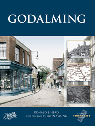 Cover image of Godalming Town and City Memories