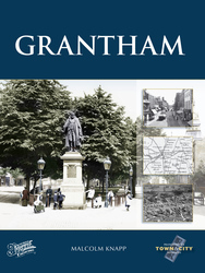 Cover image of Grantham Town and City Memories
