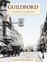 Cover image of Guildford - A History and Celebration