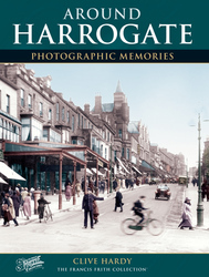 Cover image of Harrogate Photographic Memories