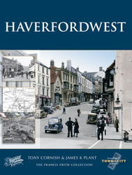 Cover image of Haverfordwest Town and City Memories