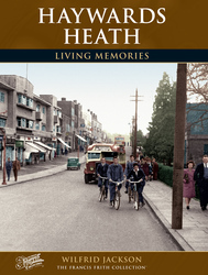 Cover image of Haywards Heath Living Memories