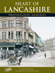 Cover image of Heart of Lancashire Photographic Memories